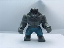 Grigio INCREDIBILE HULK MARVEL Avengers Super Eroi Mini figura si adatta LEGO