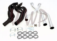 Black Performance Exhaust Header & X-Pipe 96-04 Ford Mustang Cobra/Mach 1 4.6L