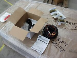ECS - Tow Bar Wiring Kit - Volkswagen