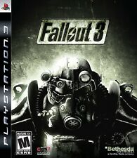 Fallout 3 PS3 - Black Label