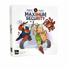 Magic Maze Maximum Security expansion - New