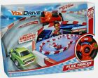 Flex Tracks Little Tikes You Drive Red Race Car with Easy Steering RC New toy