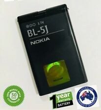 ORIGINAL NOKIA Lumia 520 BL- 5J Li-ion BATTERY BL 5J 5800 XPRESS N900 X1 01 X6