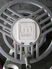 New listing Melnor plastic wall mount hose reel, used/for parts, needs repair - yard, garden