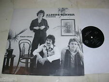 Albert WINNER & Friends Aka Alan Woerner première TRIAL RARE 1ST LP privatpress