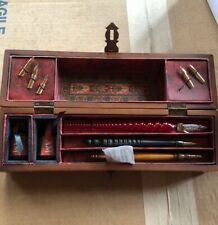 New listing Windsor Prose Writing Box, Civil War style writing, New