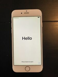 Apple iPhone 6 - 16GB - Rose Gold AT&T MG4Q2LL/A