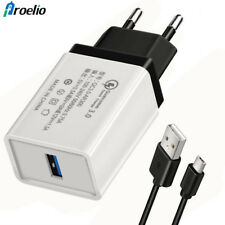 5V/9V/12V Fast Quick Charge QC 3.0 USB Travel Home Wall Charger Adapter EU Plug