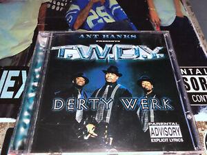 CD: ANT BANKS - Derty Werk (1999)Oakland CA Rap G-Funk Spice 1 B-Legit E-40