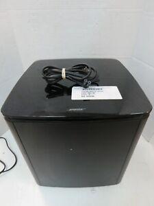 Bose Bass Module 700 Subwoofer - Bose Black (TT45)