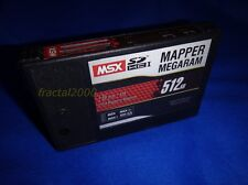MSX SD Mapper & Megaram 512Kb Expansion better than IDE for MSX1/2/2+/TR - NEW!!