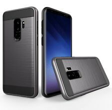 For Samsung Galaxy S9 Plus / S9 Case - Hybrid Shockproof Armor Heavy Duty Cover