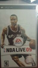 NBA Live 09 (no booklet) PSP - FREE POST *