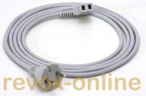 Netzkabel 2-polig für Revox A78