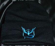 Articuno Team Mystic Beanie Beenie Pokemon Trainer Go Hat Cap Teens To Adults