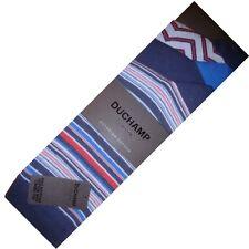 Liquidation totale! duchamp homme pack de 3 mshdc 390STM chaussettes bleu uk 7-11