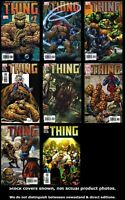 Thing (3rd Series) 1 2 3 4 5 6 7 8 Marvel 2005 Complete Set Run Lot 1-8 VF/NM