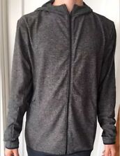Lululemon Men Size XL Surge Warm Full Zip Green Black HUTB Hoodie Jacket NWT
