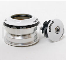 "mr-ride FSA Headset Orbit Z 1-1/8"" 28.6mm,44mm,MTB bike (with top cap)  White"