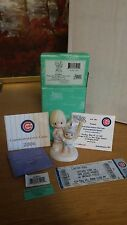 """PRECIOUS MOMENTS """"MOMS ALWAYS SUPPORT THEIR CUBS"""" LIMITED EDITION- #619001"""