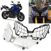Motorcycle Front Headlight Guard Cover Protection For Yamaha MT-09 FJ-09 Tracer
