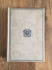 Tutte Le Opere Di Dante Alighieri Dr. E. Moore 1894 Edition H/B Italian Language