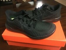 55ba1bdcebdfe New Nike Men s Free 5.0 Running Shoes Black Out 724382-001 Size 8-13
