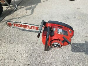 Homelite Textron XL chainsaw