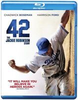 42 [New Blu-ray] UV/HD Digital Copy, Ac-3/Dolby Digital, Digital Downl