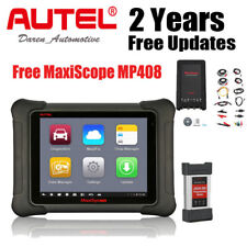 Autel MaxiSYS Elite Auto Diagnostic Scanner Tool J2534 Reprogramming System New!