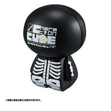 Charaction CUBE  Bone black JAPAN NEW Free Shipping
