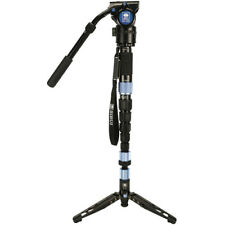 Sirui P-326SR Photo/Video Monopod with VH-10X Head   15% Mail in  Rebate