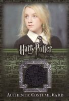 Harry Potter Order of the Phoenix Update Evanna Lynch's C3 Costume Card