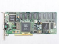 Number Nine 9 Imagine 128 4MB PCI VGA Graphics Video Card Retro Vintage Gaming