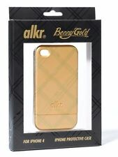 Benny Gold x ALKR Handyschale Handyhülle iphone case apple iphone 4S NEU Limited