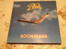 LP POOH BOOMERANG CGD 20077  GATEFOLD   VG+/VG- ITALY PS 1978 GBG
