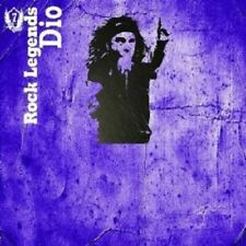 DIO - ROCK LEGENDS CD (RONNIE JAMES DIO) ELF, RAINBOW, BLACK SABBATH / NEU & OVP