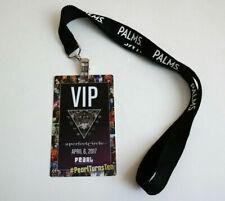 New listing A Perfect Circle Backstage Pass Laminated Vip Maynard James Keenan Tool Vegas