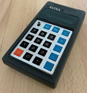 ELTEX 2000-NC Taschenrechner