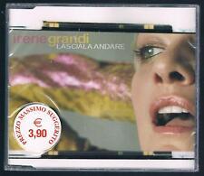 IRENE GRANDI LASCIALA ANDARE CD SINGOLO cds SS