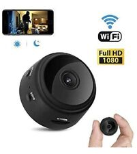 OVEHEL Mini WiFi Spy Camera HD 1080P Wireless Hidden Camera Video