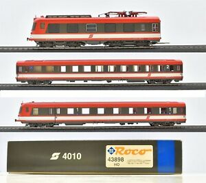 Roco 43898 Pendelzug Transalpin 4010 der ÖBB H0 Wechselstrom (Märklin) in OVP