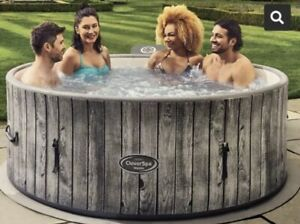 CLEVERSPA® BLACK LABEL WAIKIKI 7 PERSON HOT TUB !!! BRAND NEW !!!