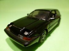 AHC MODELS 481 VOLVO 480 ES - BLACK - 1:43 - RARE SELTEN - VERY GOOD CONDITION