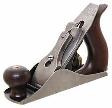 Stanley No. 1  - 5 1/2 Inch Smoothing Plane - Ca. 1910 Trademark - 98% Paint