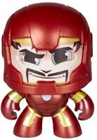 Marvel Mighty Muggs Iron Man Hasbro action figure 3.75 inches display case age 6