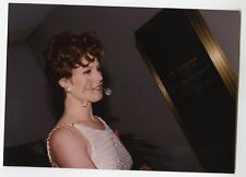 Sigourney Weaver - Vintage Candid by Peter Warrack - Previously Unpublished