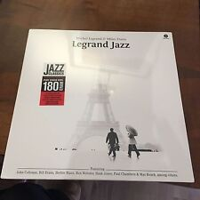 Legrand Jazz by Michel Legrand & MILES DAVIS Vinyl, 180 GRAM AUDIOPHILE