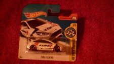 "Hot Wheels - UK Card - #79 Ford Focus RS - White, Black & Red ""Koni"""