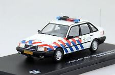 Volvo 440 Rijkspolitie Polizei Niederlande 1992 1:43 Triple 9  Modellauto